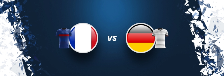 France vs Germany Odds