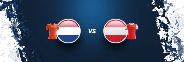 Netherlands vs Austria Odds