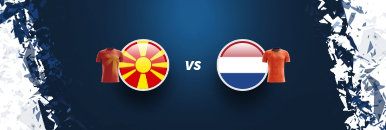 North Macedonia vs the Netherlands Odds
