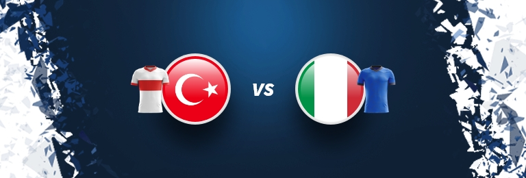 Turkey vs Italy Odds